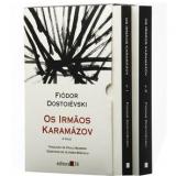 Box - Os Irmãos Karamázov - Fiódor Dostoiévski