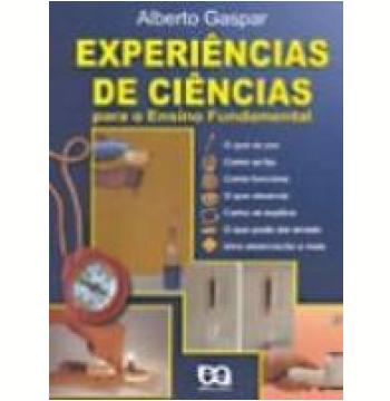 Experiências de Ciências para o Ensino Fundamental