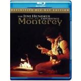 Jimi Hendrix - Live at Monterey (Blu-Ray) - Jimi Hendrix