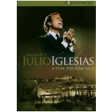 The Best of Julio Iglesias - A Time For Romance (DVD) - Julio Iglesias