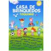 Toquinho - Casa de Brinquedos (DVD)