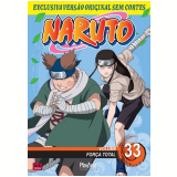 Naruto Vol. 33 (DVD) -