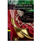 Aladdin And The Enchanted Lamp Level 1 - Third Edition -