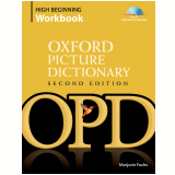 Oxford Picture Dictionary High Beginning - Workbook Cd Included - Second Edition - Fuchs