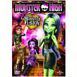 Monster High Monster Fusion (DVD) - William Lau (Diretor)