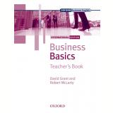 Business Basics - International Edition Teachers Pack:super -