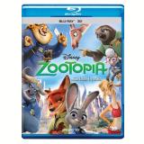 Zootopia - 3D (Blu-Ray) -