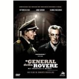 O General Della Rovere De Crápula A Herói. (DVD) - Roberto Rossellini (Diretor)