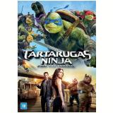 As Tartarugas Ninja: Fora das Sombras (DVD) - Laura Linney, Will Arnett, Megan Fox
