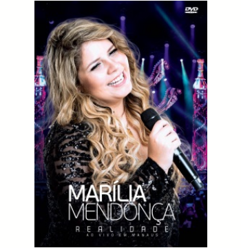 Marília Mendonça - Realidade (CD) +  (DVD)