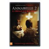 Annabelle 2 - A Criação do Mal (DVD) - Anthony Lapaglia, Miranda Otto, Stephanie Sigman