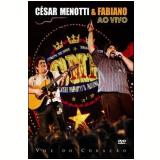 César Menotti e Fabiano - Voz do Coração Ao Vivo (DVD) - César Menotti e Fabiano