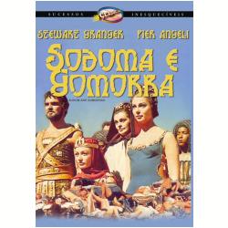 DVD - Sodoma e Gomorra - Robert Aldrich ( Diretor ) , Sergio Leone ( Diretor ) - 7898366211245