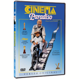 Cinema Paradiso - Versao Do Cinema (DVD) - Giuseppe Tornatore (Diretor)