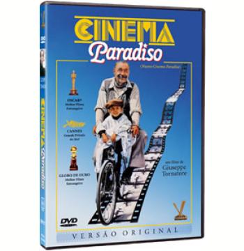 Cinema Paradiso - Versao Do Cinema (DVD)