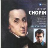 Nelson Freire - Chopin: Nocturnes, Scherzi... (CD) - Nelson Freire