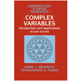 Complex Variables - Mark J. Ablowitz