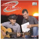 Janinho & Mazinho - Volume 1 (CD) - Janinho & Mazinho