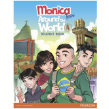 Monica Teen: Around The World - Student Book - Level 4 - Pack - Pearson