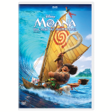 Moana - Um Mar de Aventuras (DVD) - Ron Clements (Diretor)