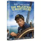 Sua Majestade o Aventureiro (DVD) - Burt Lancaster (Diretor)