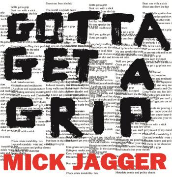 Mick Jagger - Gotta Get a Grip (EP) (CD)