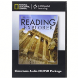Reading Explorer 5 - 2nd - Classroom Audio Cd/dvd Package (CD) -
