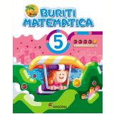 Buriti - Matemática - 5º Ano - Editora Moderna