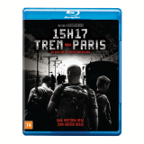 15h17 - Trem Para Paris (Blu-Ray) - Clint Eastwood (Diretor)