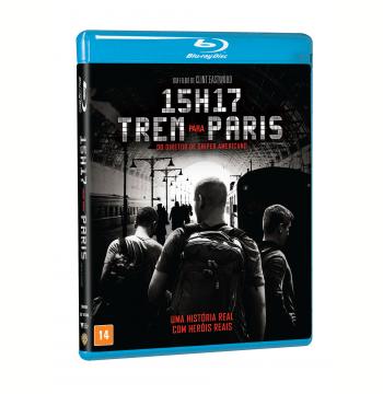 15h17 - Trem Para Paris (Blu-Ray)