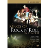 The Best of Kings of Rock N´ Roll In Concert (DVD) - Vários (veja lista completa)