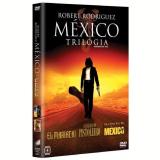 Robert Rodriguez - México - Trilogia (DVD) - Johnny Depp, Salma Hayek, Antonio Banderas