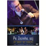 Padre Zezinho - SCJ  45 Anos de can��o - Ao Vivo (DVD) - Padre Zezinho
