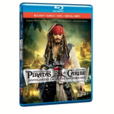 Piratas do Caribe: Navegando em Águas Misteriosas - Combo (Blu-Ray) - Vários (veja lista completa)