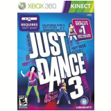 Just Dance 3 (X360) -