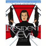 Resident Evil - A Coleção (Blu-Ray) - Michelle Rodriguez