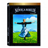 A Novi�a Rebelde (DVD) - Christopher Plummer, Julie Andrews