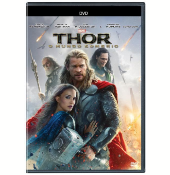 Thor - O Mundo Sombrio (DVD)