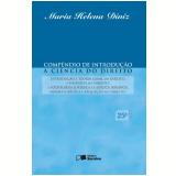 Compêndio De Introdução à Ciência Do Direito - Maria Helena Diniz
