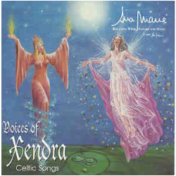 CDs - Ana Marie - Voices Of Xendra - Ana Marie - 7898142670365