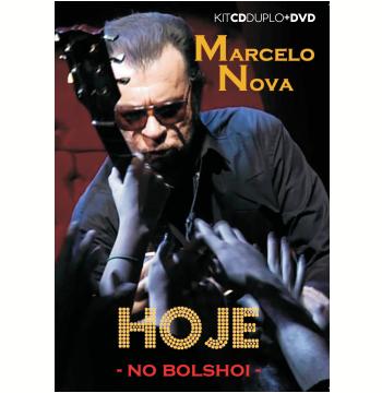 Hoje No Bolshoi - Marcelo Nova (2cd's) +  (DVD)