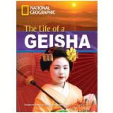 Footprint Reading Library - Level 5  1900 B2 - The Life Of A Geisha - American English - Rob Waring