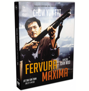 Fervura Máxima (DVD)