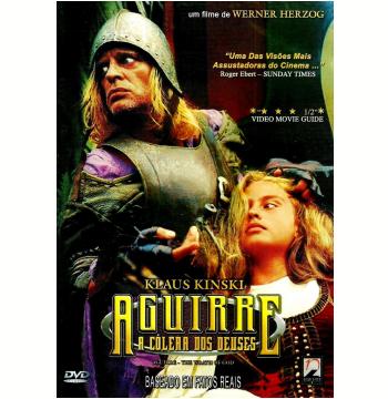 Aguirre - A Cólera dos Deuses (DVD)