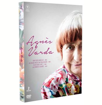 Agnes Varda - Digipak + 4 Cards (DVD)