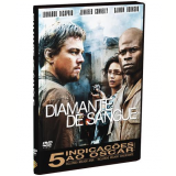 Diamante de Sangue (DVD) - Leonardo DiCaprio, Jennifer Connelly