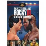 Rocky III - O Desafio Supremo (DVD) - Sylvester Stallone (Diretor)