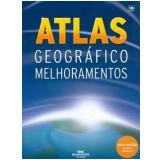 Atlas Geográfico Melhoramentos - Nova Ortografia  - Melhoramentos