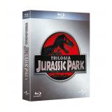 Trilogia Jurassic Park (Blu-Ray) - RICHARD ATTENBOROUGH, Julianne Moore