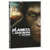 Planeta dos Macacos - A Origem (DVD) - Vários (veja lista completa)